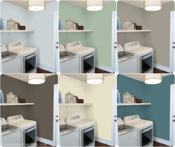 Beautiful Best Paint Colors For Laundry Rooms. Yeah, I Got A Little
